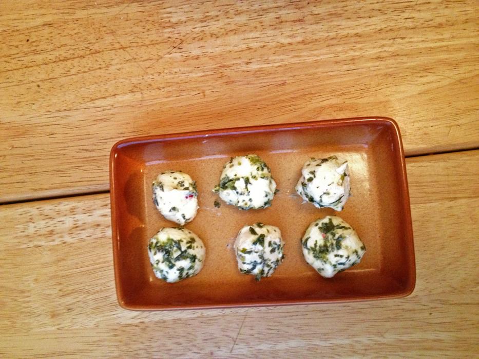 huckleberrykim basil goat cheese