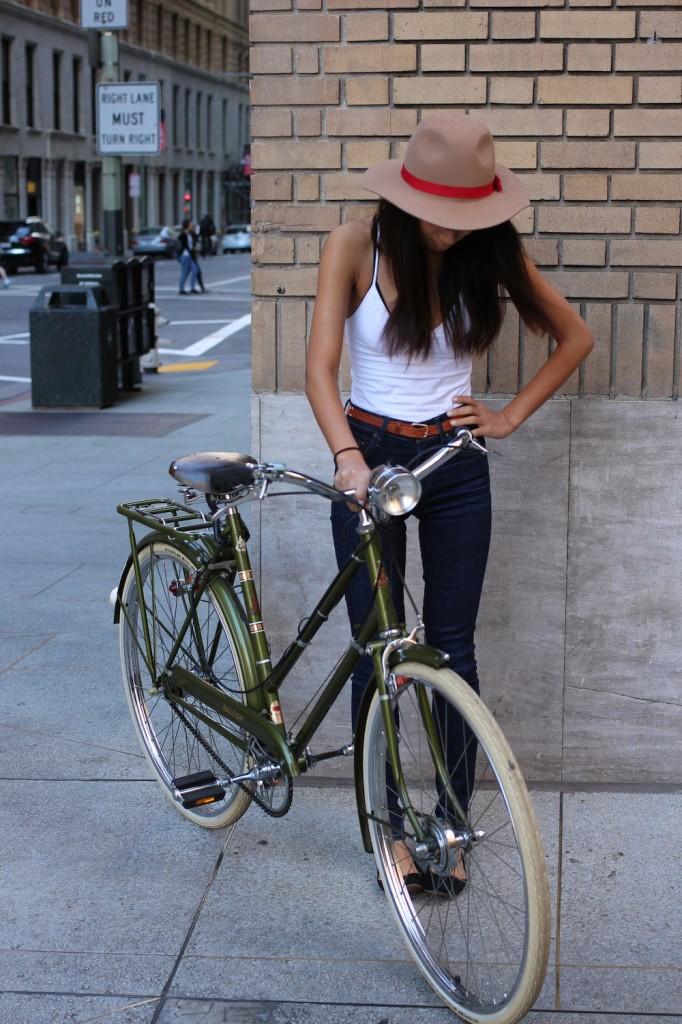 HuckleberryKim Rides 01