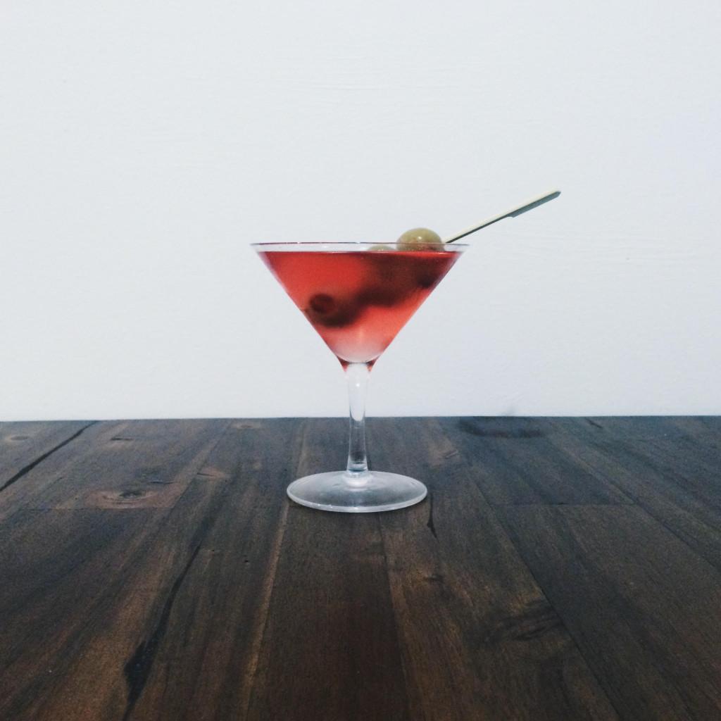 the dirtiest martini