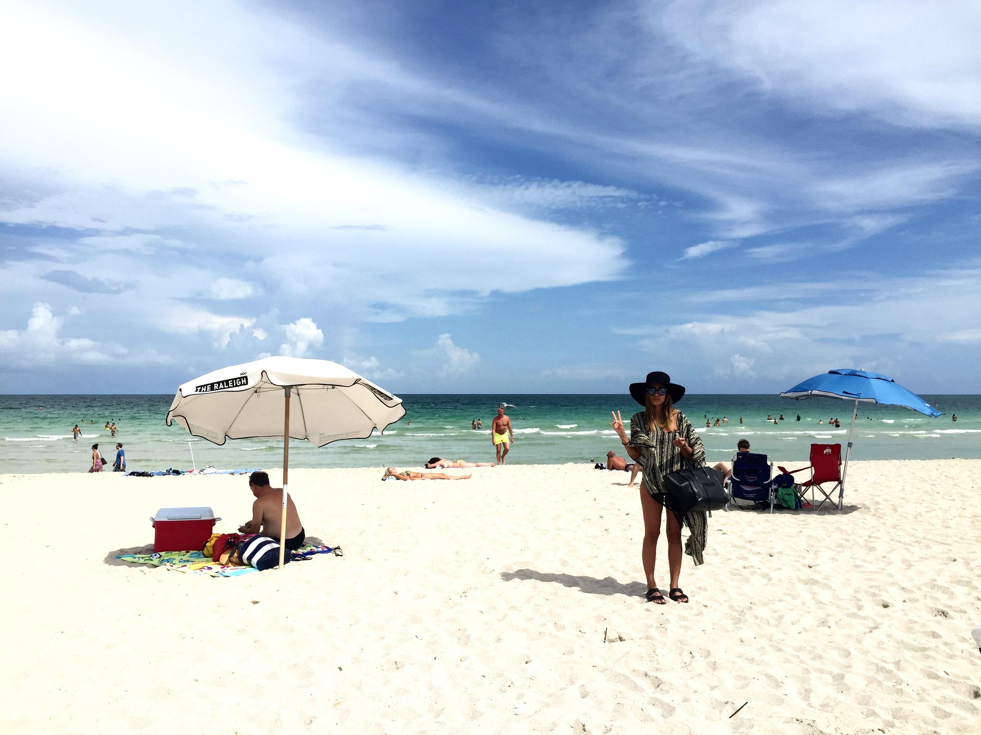 Huck in Miami