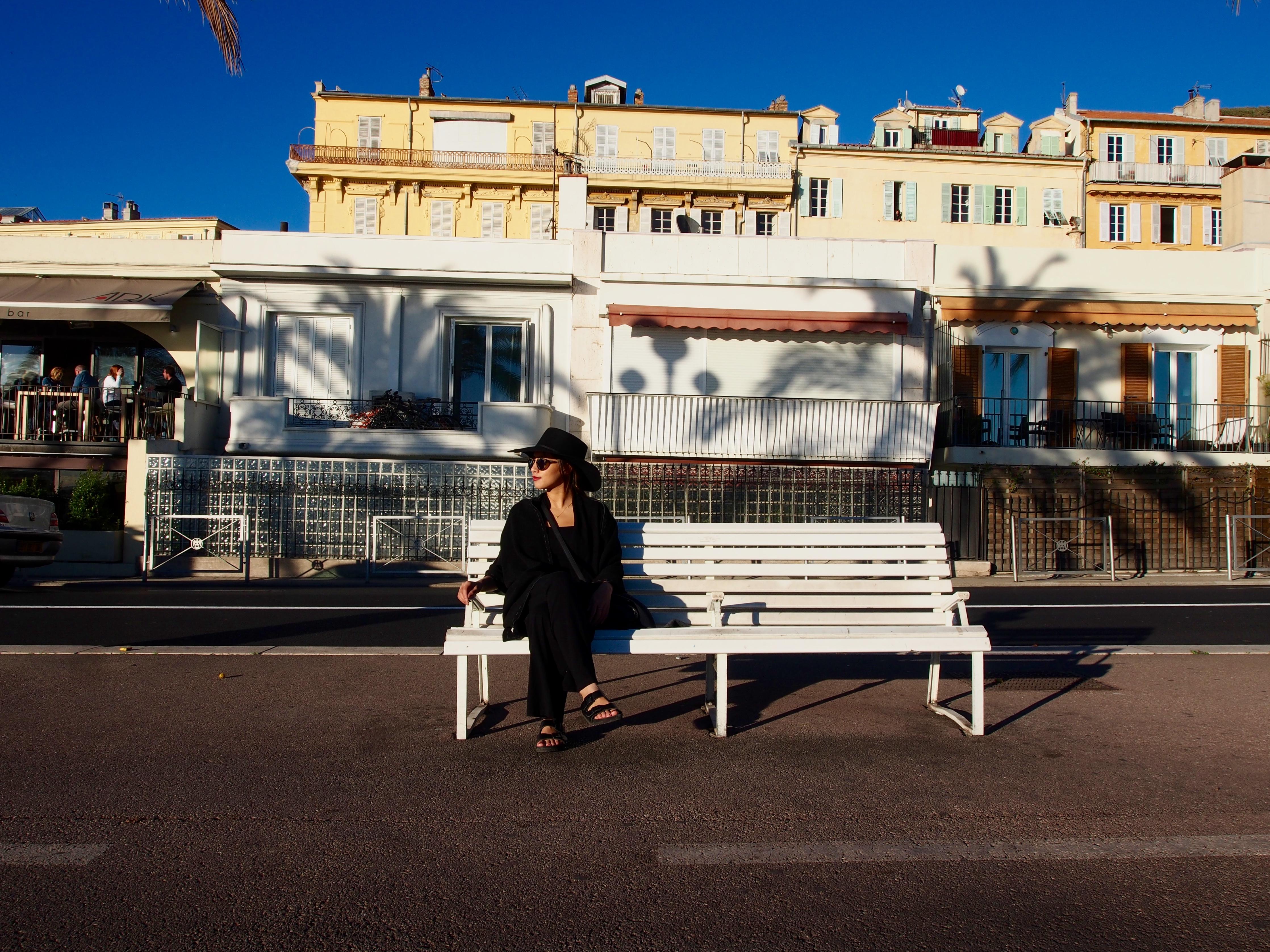 Huck in Nice