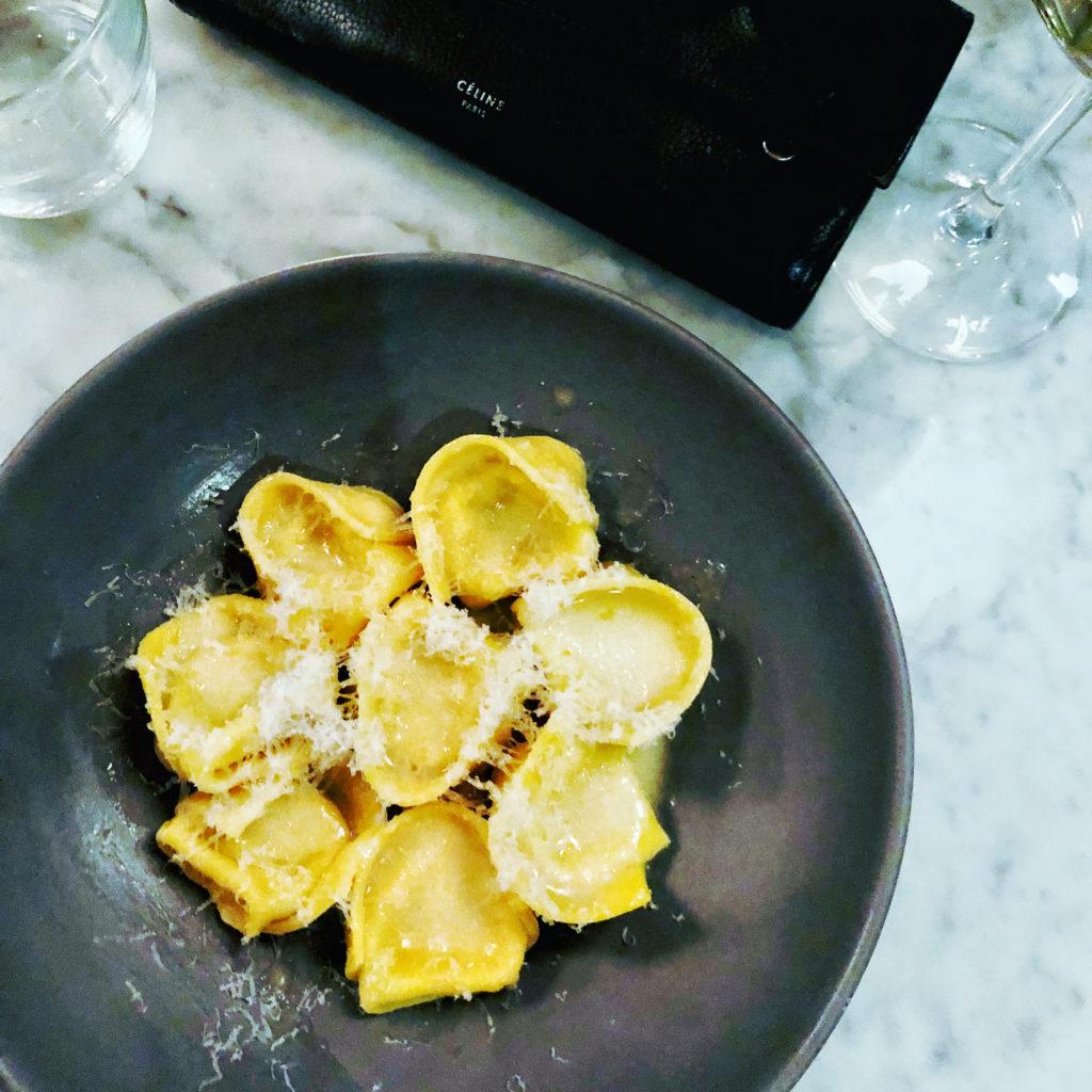 Alimento LA - Tortellini con Brodo